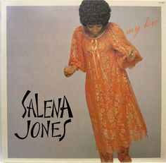 SALENA JONES / ERIC GALE / STEVE GADD / MY LOVE / JVC / JAZZ / VICTOR JAPAN