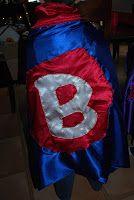 It's super capes!