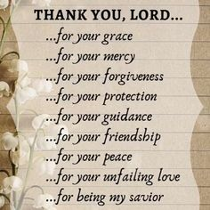 Thank you Jesus for everything. Prayer Scriptures, Bible Prayers, Faith Prayer, God Prayer, Prayer Quotes, Faith In God, Faith Quotes, Bible Quotes, Religious Quotes