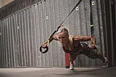 TRX suspension training...