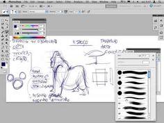Aula introdutória ao Processo de Criação - Ilustração no Design Gráfico PUCPR - 28.02.2013 - YouTube