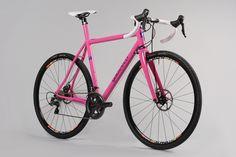 Cabrón :: Pink with Ultegra 6800