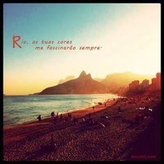 Felicidades nação carioca! Repin se você ama o Rio!!!