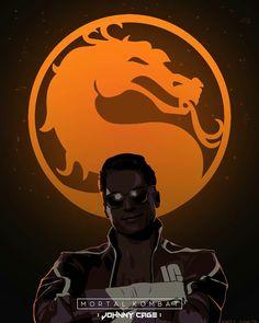 Comic Books Art, Comic Art, Mortal Kombat X Wallpapers, Mortal Kombat 9, Jacky, Johnny Cage, Mileena, Dnd Art, Backgrounds