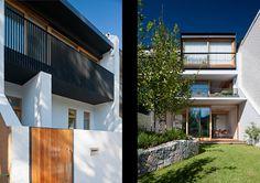 MCK - Sydney Architects / Projects / Split House