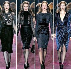 yeni kadife elbise modelleri
