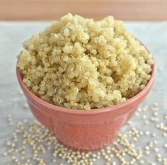 How To Cook Perfect, Fluffy Quinoa (The package directions are SO wrong!)