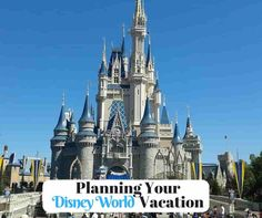 Learn how to navigate Walt Disney World with ease with this ultimate guide to Disney! Find out everything you need to know to plan a magical vacation.