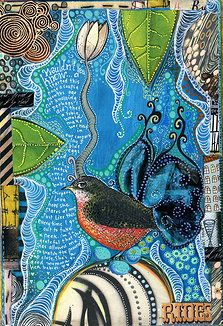 teesha   My Journal Pages bird