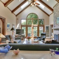 Stunning light in this family space!  515 N. Lincoln St, Hinsdale, IL MLS# 08382167