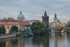Prague, Prague, Czech Republic - Prague, the capital of the Czech...