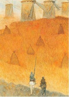 Svetlin Vassilev - Don Quixote http://www.svetlin.gr/