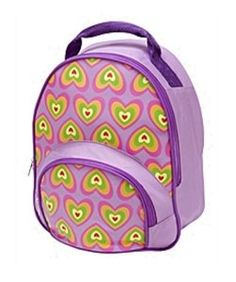 Four PeasRAINBOW HEART TODDLER BACKPACK