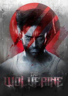 The Wolverine - movie poster - Richard Davies