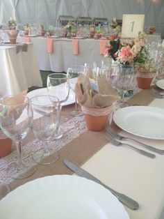 Wedding Tables Set In A Chevron Pattern Allow All Guests Clear View Of The Bride