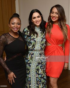 LALA ANTHONY, NATURI NAUGHTON, AND LELA LOREN - THE BEAUTY OF POWER EVENT