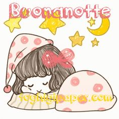 Gif buonanotte ⋆ Toghigi♥Paper Good Day, Good Night, 3d Paper, Animated Gif, Pikachu, Animation, Cards, Gifs, Fictional Characters
