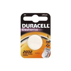 Guilty Gadgets ® - 3 Duracell 2032 Cr2032 Dl2032 Lithium Batteries