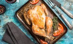 A whole roast chicken is a meal-planners best friend! Find out how you can stretch one bird into five delicious meals, without getting bore of chicken.