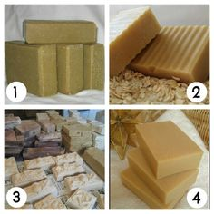 Goat Milk Soap Recipes