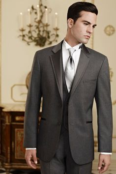 2 Button Botch Groom Tuxedos Jacket+Pant+Vest Wedding Suit For Men Mens Fashion Tux Tuxedos After Six Groom Suits ZY3512
