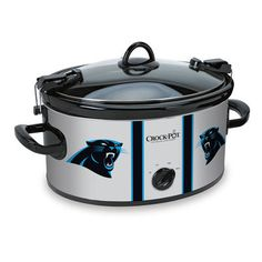 I WANT!!!  Carolina Panthers NFL Crock-Pot� Cook