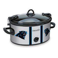 I WANT!!! Carolina Panthers NFL Crock-Pot� Cook