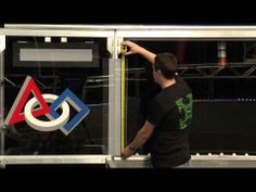 ▶ 2014 FIRST Robotics Competition - Field Tour - Vision Targets - 3 of 10 - YouTube