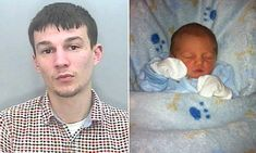 New father killed his five-week-old son by slamming his face into cot because he felt fatherhood meant 'his life was over' - then lied and made the baby's mother a suspect.He received 6 years 5 months for his crime. Sux years is nowhere near enough time Evil People, Crazy People, Horrible People, Wanting A Baby, Real Monsters, New Fathers, Fear Of Flying, Criminal Minds, True Crime