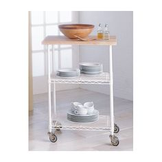 The Container Store > InterMetro® Chef's Cart I don't know why I like this? It's just a cart