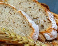 Czech Recipes, Sourdough Bread, Bread Baking, Czech Food, Country Bread, Yeast Bread, Baking