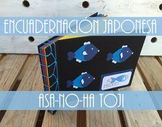 TUTORIAL- Encuadernación japonesa ASA-NO-HA TOJI