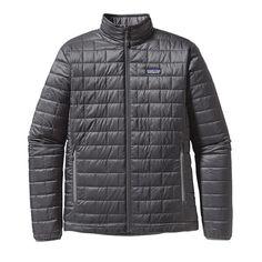 Patagonia Nano Puff Jacket - Forge Grey. Still worth a try.