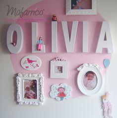 Olívia's room