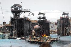 Waterworld in Universal Studios Hollywood