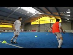Soccer Drills 1v1 - TopSoccerCoach.com