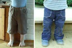 Bildergebnis für jeans verstärken knie kinder nähen