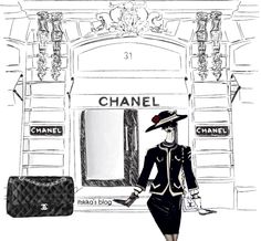 Everything about chanel 2.55 (portuguese)