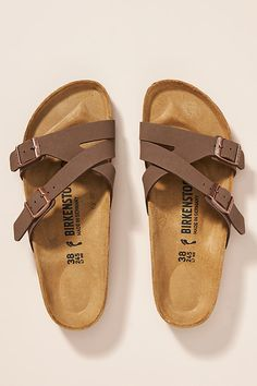 Birkenstock Yao Sandals by in Brown Size: at Anthropologie Flat Shapes, Crochet Patterns For Beginners, Summer Essentials, Craft Stick Crafts, Types Of Shoes, Casual Shoes, I Am Awesome, Fashion Accessories, Cute Outfits