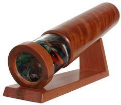 Cycloscope Tasmanian wooden kaleidoscope in 3 timber types | Etsy