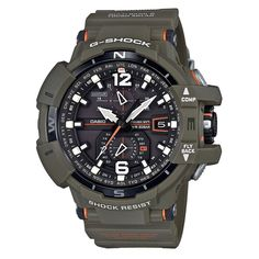 Shop men's and women's digital watches from G-SHOCK. G-SHOCK blends bold style with the most durable digital and analog-digital watches in the industry. Elegant Watches, Stylish Watches, Luxury Watches, Cool Watches, Watches For Men, Army Watches, Amazing Watches, Casio G Shock Watches, Sport Watches