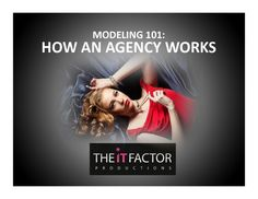 How an Agency Works by The It Factor Productions
