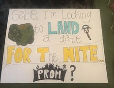 fortnite sadie's guy promposal prom ask dance homecoming video game sign poster funny Asking To Homecoming, Cute Homecoming Proposals, Homecoming Posters, Hoco Proposals, Prom Poster Ideas, Prom Ideas Asking, Homecoming Ideas, Prom Pictures Couples, Prom Couples