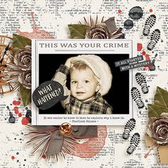***NEW*** Through the Spyglass by WendyP Designs http://www.digitalscrapbookingstudio.com/collections/t/trough-the-spyglass-by-wendyp-designs/