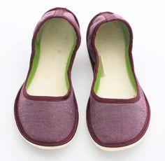 Ursanina Ballerinas - spring 2012 collection