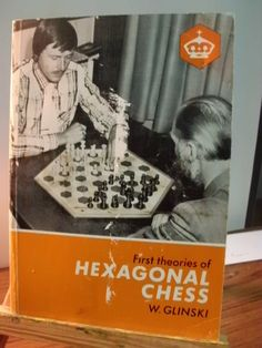 Free Shipping  Hexagonal Chess Reference by JanniesJunkandJems