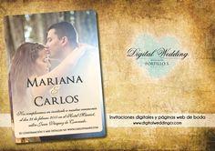Invitaciones digitales online con registro de confirmación en línea y páginas web de boda   Tel.: (506) 2238-2860 / (506) 8874-8614   For english contact (506) 7111-6393  E-mail: info@digitalweddingcr.com  www.digitalweddingcr.com