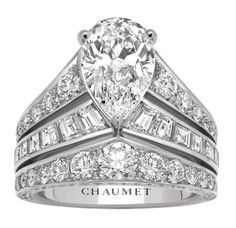 High Jewellery Chaumet | Joséphine tiara ring