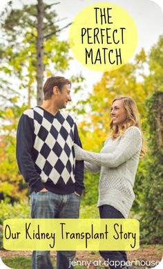The Perfect Match - Our Kidney transplant Story - jenny at dapperhouse - Eric Schmidt Photography