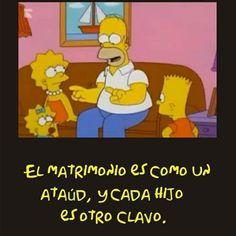 Best Cartoons Ever, Old Cartoons, Simpsons Quotes, The Simpsons, Frases Emo, Spanish Humor, Humor Grafico, Futurama, Sad Girl